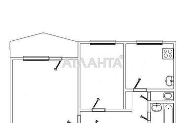 Зображення 5 — продається 2-кімнатна в Суворовському районі: 35000 у.е.