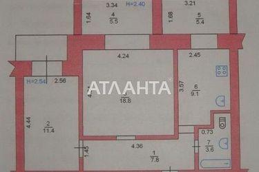 Изображение 2 — продается 2-комнатная в Черноморске: 70000 у.е.