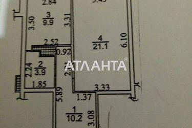 Изображение 8 — продается 1-комнатная в Приморском районе: 100000 у.е.