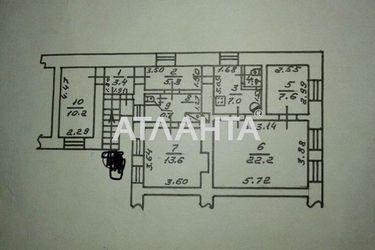 Изображение 7 — продается 3-комнатная в Приморском районе: 40000 у.е.