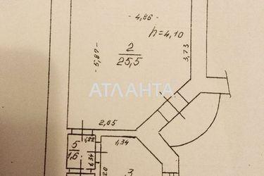 Изображение 4 — продается 1-комнатная в Приморском районе: 45000 у.е.