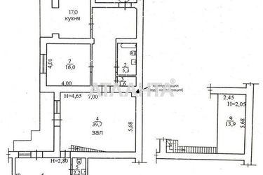 Зображення 3 — продається 3-кімнатна в Приморському районі: 135000 у.е.