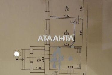 Зображення 12 — продається 2-кімнатна в Приморському районі: 70000 у.е.