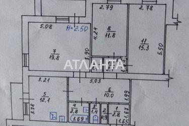 Зображення 11 — продається 3-кімнатна в Малиновському районі: 65000 у.е.