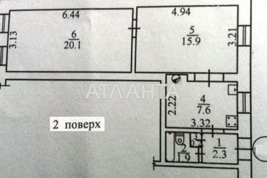 Изображение 6 — продается 2-комнатная в Малиновском районе: 43000 у.е.