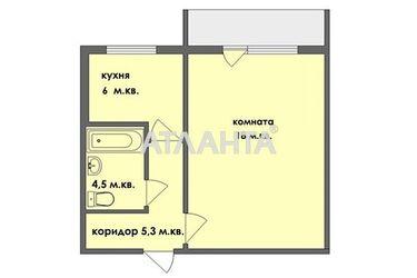 Изображение 6 — продается 1-комнатная в Приморском районе: 45000 у.е.