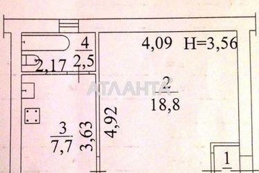 Изображение 6 — продается 1-комнатная в Приморском районе: 30500 у.е.