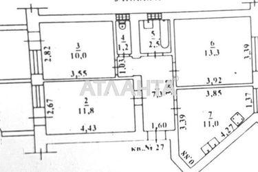 Изображение 11 — продается 3-комнатная в Малиновском районе: 58000 у.е.