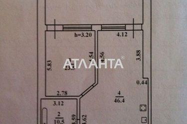 Зображення 16 — продається 2-кімнатна в Приморському районі: 230000 у.е.