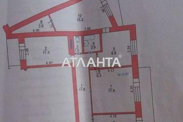 Зображення 2 — продається 3-кімнатна в Чорноморську: 65000 у.е.