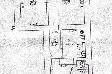 Изображение 4 — продается 2-комнатная в Приморском районе: 51000 у.е.