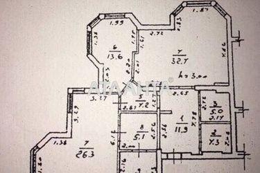 Изображение 4 — продается 3-комнатная в Приморском районе: 97000 у.е.