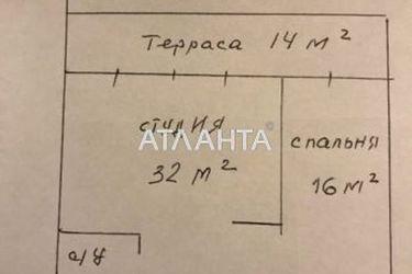 Изображение 13 — продается 2-комнатная в Приморском районе: 230000 у.е.