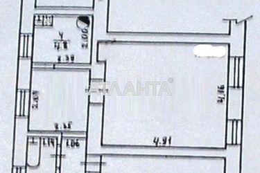 Изображение 4 — продается 2-комнатная в Приморском районе: 39000 у.е.