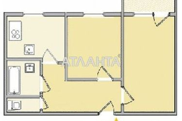 Изображение 9 — продается 2-комнатная в Малиновском районе: 50000 у.е.