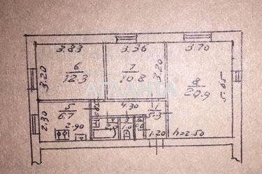 Изображение 9 — продается 3-комнатная в Суворовском районе: 30000 у.е.