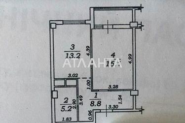Изображение 14 — продается 1-комнатная в Приморском районе: 92000 у.е.