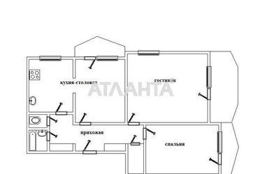 Изображение 10 — продается 3-комнатная в Суворовском районе: 50000 у.е.