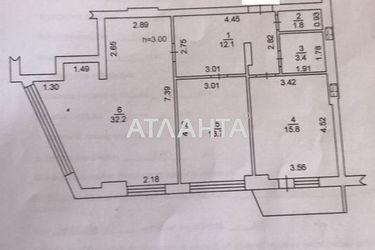 Изображение 2 — продается 2-комнатная в Черноморске: 48000 у.е.