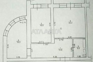 Изображение 10 — продается 2-комнатная в Малиновском районе: 60000 у.е.