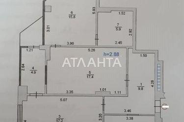 Изображение 13 — продается 2-комнатная в Черноморске: 70000 у.е.