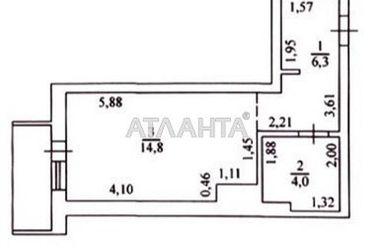 Изображение 6 — продается 1-комнатная в Приморском районе: 46000 у.е.