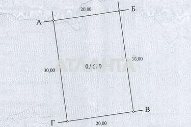 Изображение 2 — продается участок в Овидиополе: 4500 у.е.