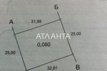 Зображення 4 — продається ділянка в Фонтанці: 6500 у.е.