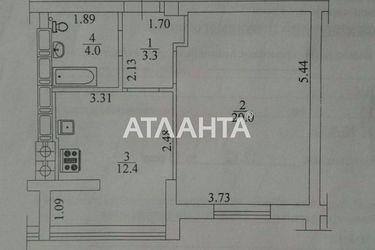 Изображение 13 — продается 1-комнатная в Ирпене: 37100 у.е.