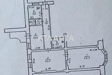 Зображення 7 — продається 3-кімнатна в Приморському районі: 135000 у.е.