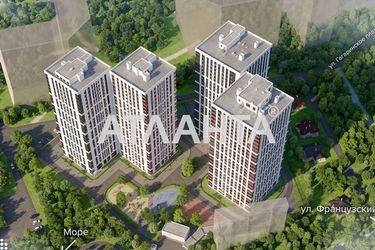 Изображение 2 — продается 1-комнатная в Приморском районе: 58000 у.е.