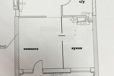 Изображение 9 — продается 1-комнатная в Приморском районе: 53000 у.е.