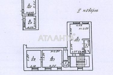 Изображение 17 — продается 3-комнатная в Суворовском районе: 32000 у.е.