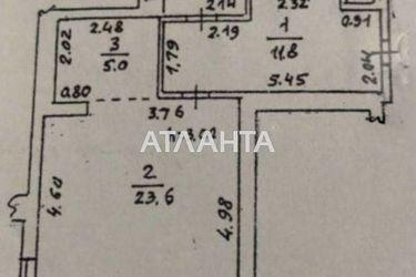 Изображение 14 — продается 1-комнатная в Приморском районе: 70000 у.е.