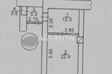 Изображение 9 — продается 1-комнатная в Приморском районе: 48000 у.е.