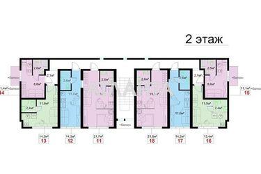 Изображение 3 — продается 1-комнатная в Суворовском районе: 14300 у.е.