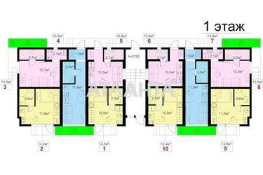 продается 1-комнатная в Суворовском районе — 9700 у.е.