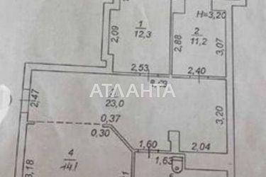 Изображение 9 — продается 2-комнатная в Приморском районе: 95000 у.е.
